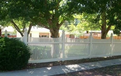 picket fence installation colorado