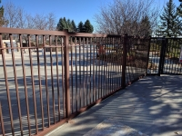 Choosing the Right Commercial Gate