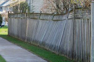 Colorado Springs Fence Repair