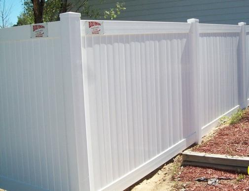 vinyl fencing installer colorado