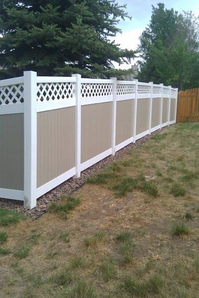 Free Quotes For Lattice Top Fence Install Repair In Colorado