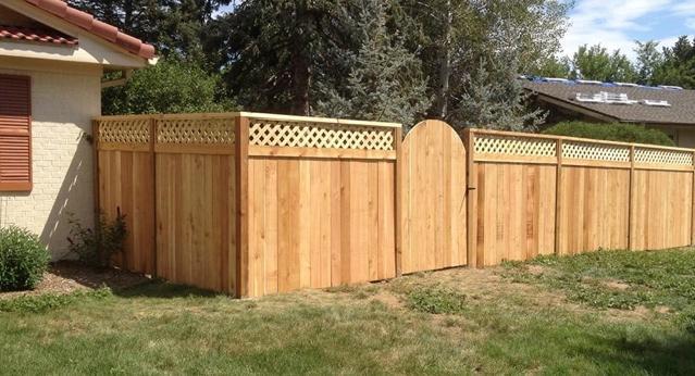Wood Fence Builders Amp Repair In Colorado Blicks Fence Company