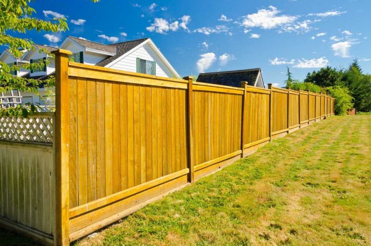 Need a backyard refresh? Here are some creative privacy fencing options.