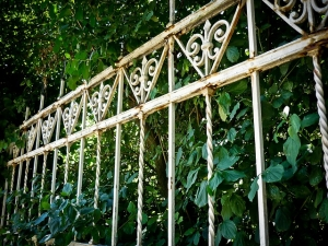 How an old fence can bring down your home's value