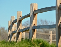 Styles & Maintenance for Split & Post Rail Fences
