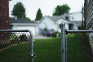 fence increases home value